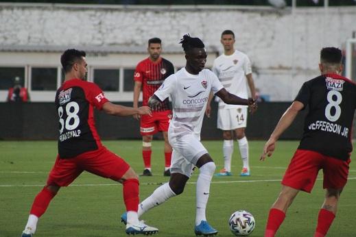 Süper Lig: A. Hatayspor: 0 – Gaziantep: 1 (Maç sonucu)