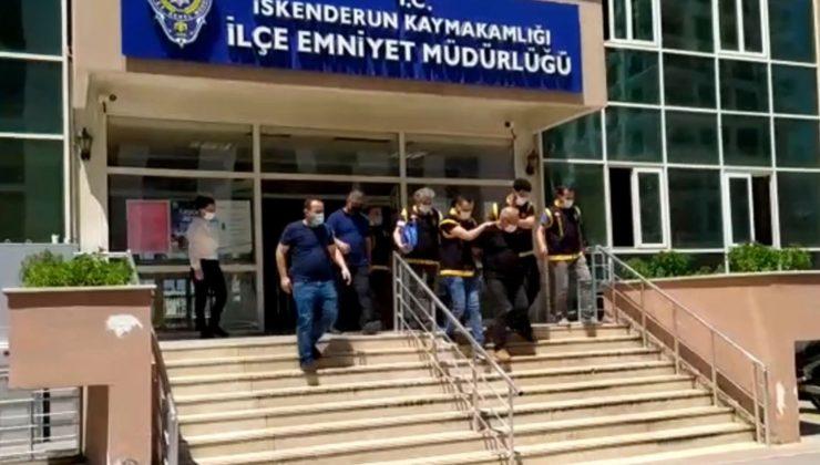 Hatay'da faili meçhul cinayet 4 yıl sonra aydınlatıldı