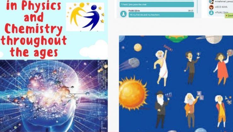 Hatay'da Piri Reis ÇPAL'den e-twinning projesi