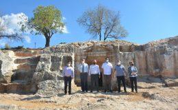 Altınözü Roma Nekropolü'nde kazı çalışması sürüyor