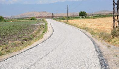 """Yavuz; """"Mahallelerimize asfalt hayırlı olsun"""