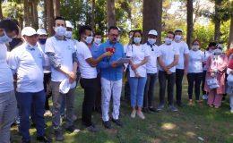 Aksoy: Çevreyi korumak hepimizin görevidir