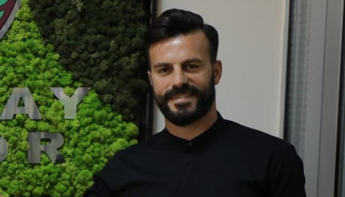Hatayspor, Eyüpspor'dan Sadık Baş'ı transfer etti