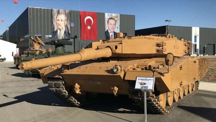 Bu tanklar Mehmetçiğin gücüne güç katacak