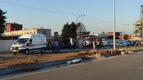 Hatay'da askeri araç kazasında 2 asker şehit oldu