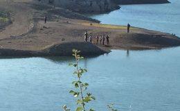 Hatay'da serinlemek için baraja giren çocuk boğuldu