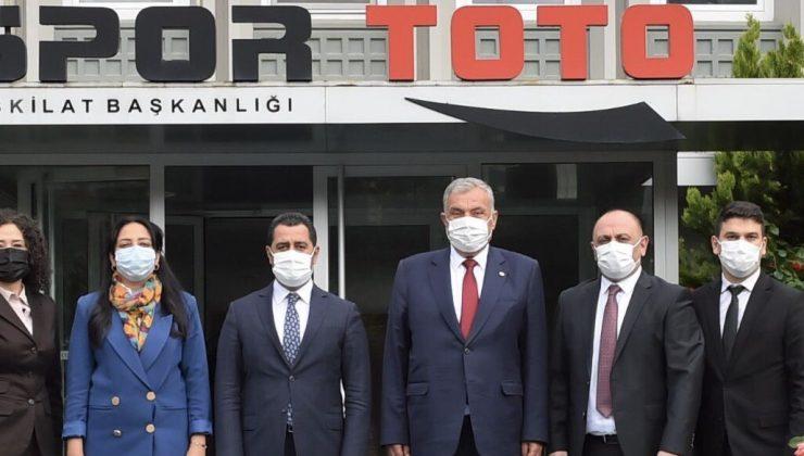 Milletvekili Çelik'ten Antakya'ya 11 spor tesisi müjdesi
