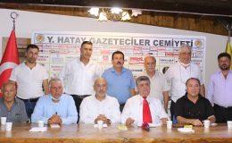 TDP'DEN HGC'YE ZİYARET