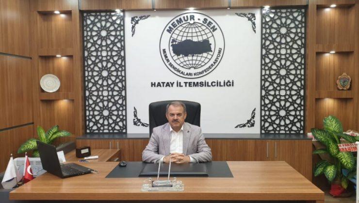 Başkan Bayrakdar'dan teşekkür mesajı