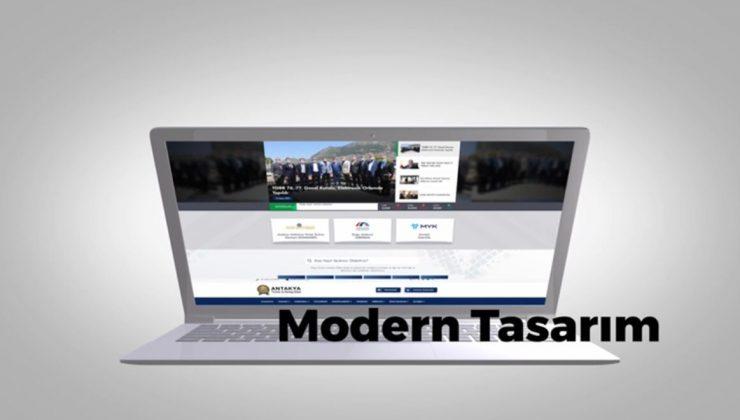 ATSO'nun internetteki yüzü yenilendi