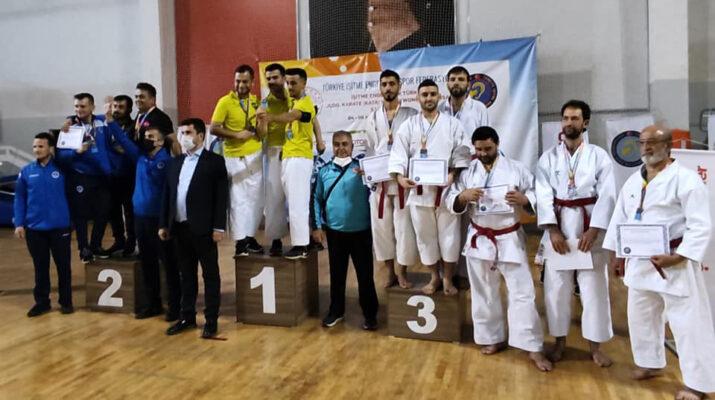 Altın Vuruş Spor Kulübü Türkiye Üçüncüsü Oldu