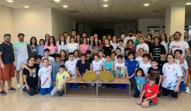 İzmir Takımı Hatay Spor Kompleksinde Kamp Yaptı