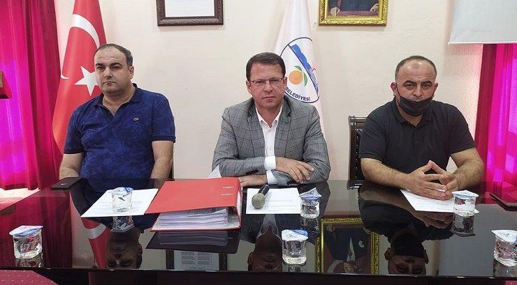 Samandağ Belediye Meclisi toplanacak