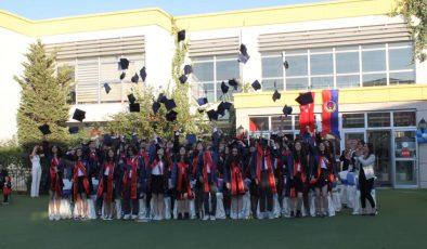 TED Hatay kolejinde mezuniyet heyecanı!