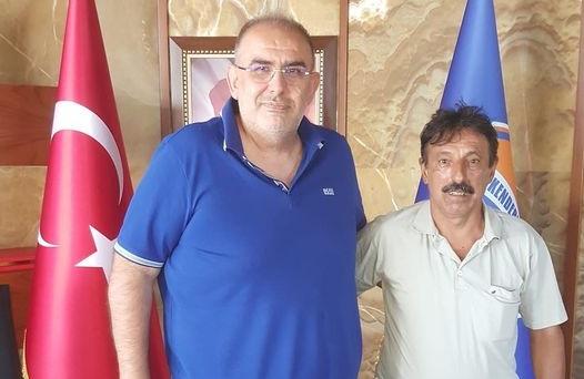 Başkan Bolat ile Erdem'in görüşmesi olumlu geçti