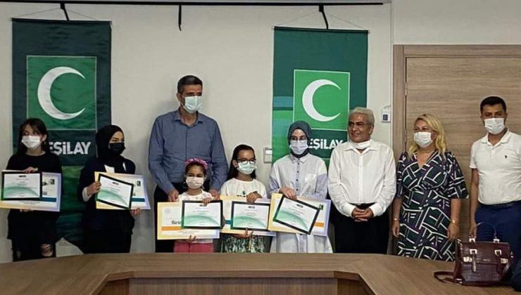 """Yeşilay ve MEB'den """"Sağlıklı Nesil Sağlıklı Gelecek"""" yarışması"""
