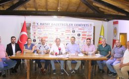 Defne Festival Komitesi'nden HGC'ye ziyaret