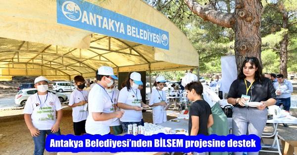 Antakya Belediyesi'nden BİLSEM projesine destek