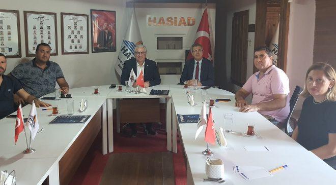 Müsevitoğlu HASİAD'da yapılandırmayı anlattı