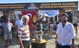 """""""Motofest 2021 Arsuz"""" şampiyonları belli oldu"""