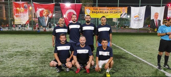 İskenderun Belediyesi Zafer Kupası başladı