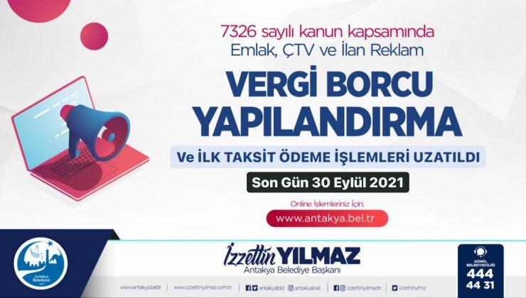 Emlak, ÇTV ve ilan reklam vergileri için yapılandırma süresi uzatıldı
