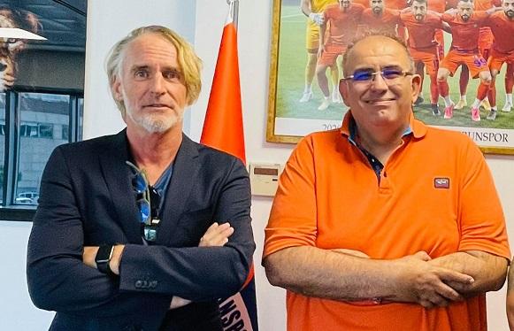İSKENDERUNSPOR, ERGİN MEDYA TV KONUĞU