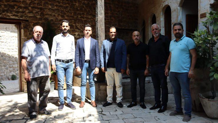 HAGİAD Başkanı Rende'den HGC'ye ziyaret