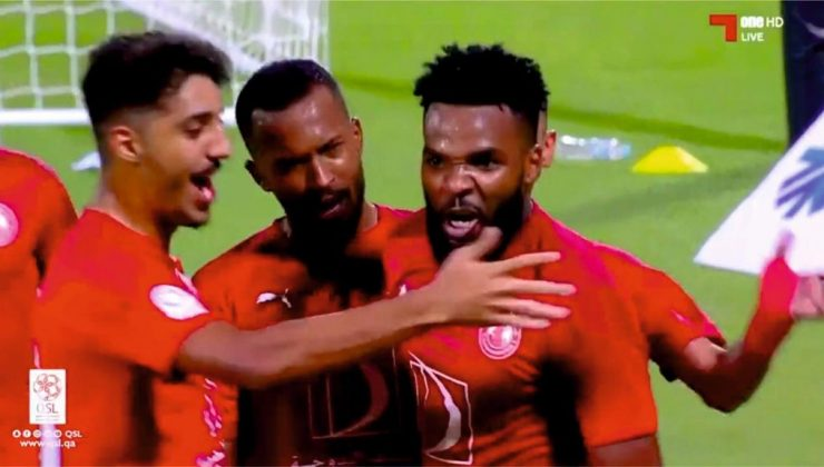 Boupendza'nın ilk golü