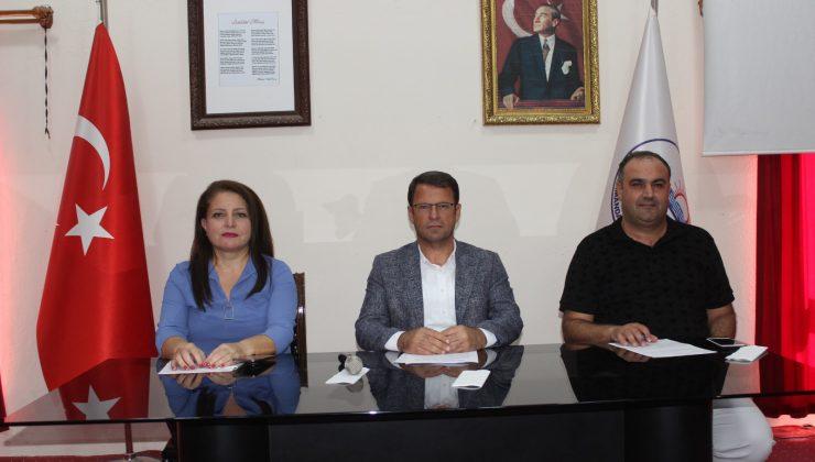 Samandağ Belediyesi Eylül ayı olağan meclis toplantısı gerçekleşti
