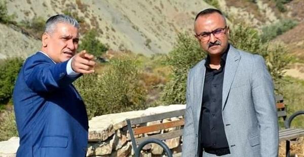 Belen Belediye Başkanı İbrahim Gül;HİZMET İÇİN VARIZ