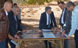 Başkan Yavuz, Kırıkhan'ın yıldızını parlatıyor