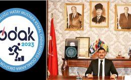 """""""Ülkü Ocakları'ndan MKÜ gençliğine yeni hizmet"""""""