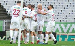 Hatayspor İstanbul'dan 1 puanla döndü