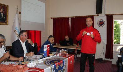 Akdeniz Masterler Federasyonu fikstürü çekildi